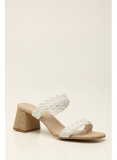 Violetta Shoes Ayakkabı Beyaz